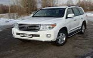 Тюнинг для TOYOTA Land Cruiser 200 2012-2015