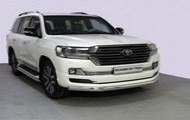 Тюнинг для TOYOTA Land Cruiser 200 EXCALIBUR 2017-
