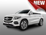 Тюнинг для MERCEDES-BENZ GLE-Coupe 2014-